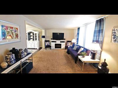 Layton Single Family Home For Sale: 1830 E Kays Creek Dr