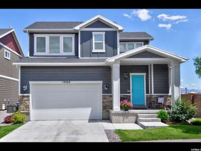 Herriman Single Family Home For Sale: 13369 S Stone Hayes Ct
