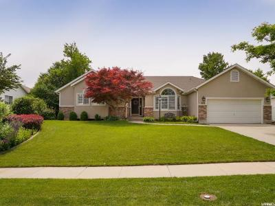 Kaysville Single Family Home For Sale: 1174 Shadowridge