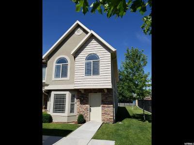 Lehi Townhouse For Sale: 114 S Tamarak