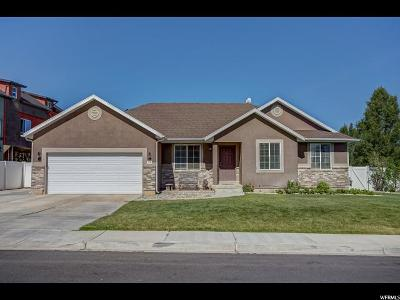 Santaquin Single Family Home For Sale: 715 N 350 W