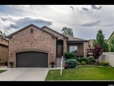 South Jordan Single Family Home For Sale: 11123 S Cadbury Dr W