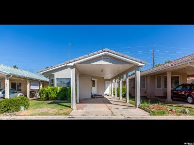 St. George Single Family Home For Sale: 2990 E Riverside Dr #205