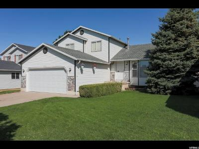 Layton Single Family Home For Sale: 1075 E Pheasant View Dr
