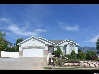 Layton Single Family Home For Sale: 2274 N 10 W