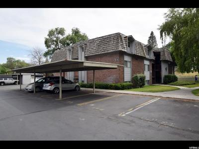 Provo Condo Under Contract: 1639 N Woodland Dr W