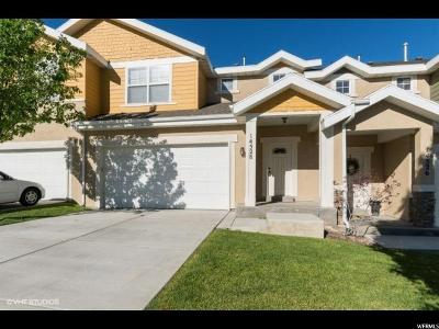 Herriman Townhouse For Sale: 14528 S Windom Rd W