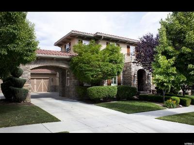 South Jordan Single Family Home Under Contract: 11433 S Harvest Rain Ave