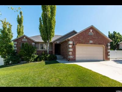 Herriman Single Family Home For Sale: 5098 W Yellow Sage Ct S