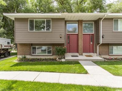 Cottonwood Heights Townhouse Under Contract: 2563 E Canterbury Ln
