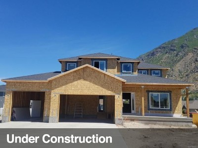 Springville Single Family Home Under Contract: 369 E 625 N #LOT 16