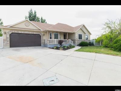 Springville Single Family Home For Sale: 2554 S Eldorado E