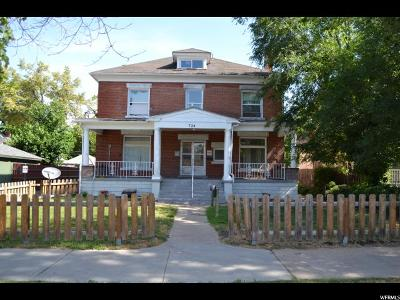 Ogden Multi Family Home Under Contract: 724 24 St