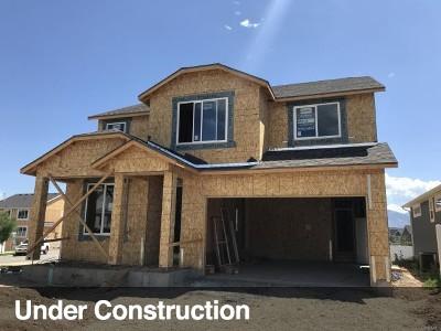 Herriman Single Family Home For Sale: 12263 S Sigmon Ln #528