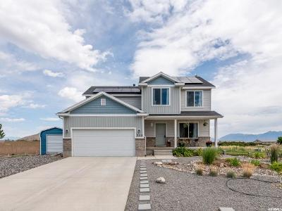 Santaquin Single Family Home Under Contract: 358 W 910 N