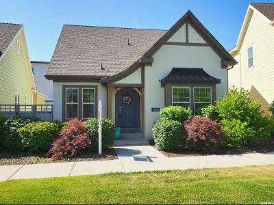 South Jordan Single Family Home Backup: 10258 S Clarks Hill Dr W