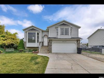Clinton Single Family Home For Sale: 2713 W 2250 N