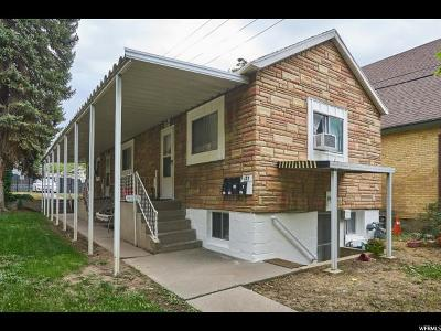 Salt Lake City Multi Family Home For Sale: 137 S McClelland St