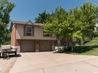 South Ogden Single Family Home For Sale: 5649 Crestwood Dr E