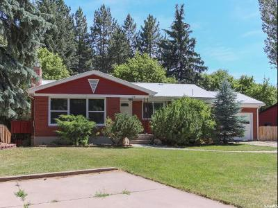 Logan UT Single Family Home For Sale: $265,000