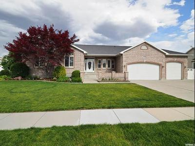South Jordan Single Family Home For Sale: 11493 S Charter Pointe Rd