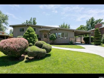 South Ogden Single Family Home Under Contract: 735 E 5400 S