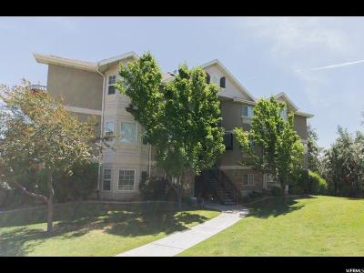 Bluffdale Condo Under Contract: 14066 S Almaden Cv