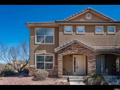 St. George Townhouse Under Contract: 3155 S Hidden Valley Dr #272