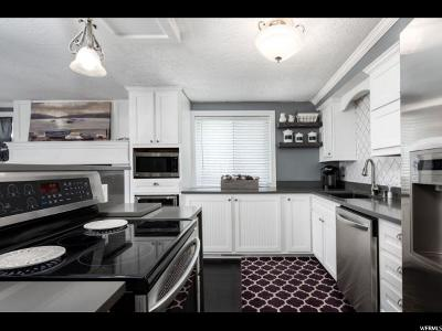 Riverdale Single Family Home Under Contract: 4742 S 575 W