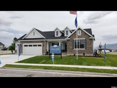 Lehi Single Family Home Under Contract: 2497 W 1350 N