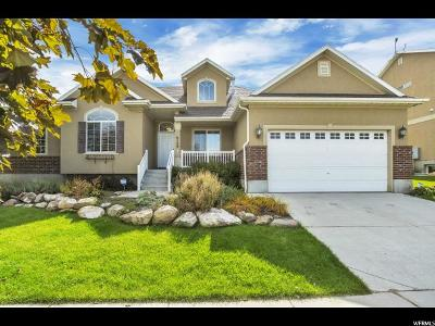 West Jordan Single Family Home For Sale: 6159 W Indian Oak S