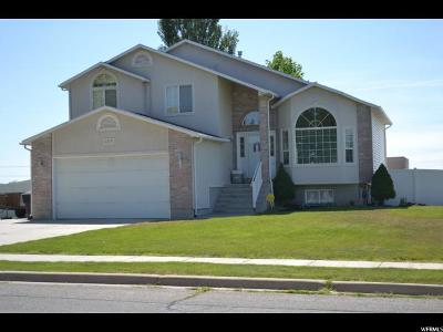Clinton Single Family Home For Sale: 2279 N 1350 W