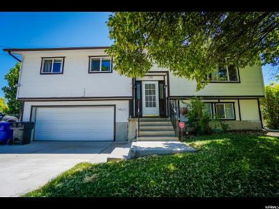 Grantsville UT Single Family Home For Sale: $285,000
