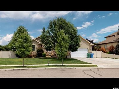 Lehi Single Family Home For Sale: 984 W 875 S
