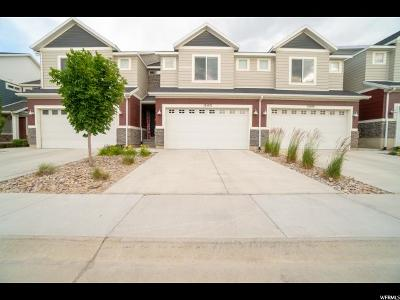 Bluffdale Townhouse Under Contract: 15153 S Bright Stars Dr W