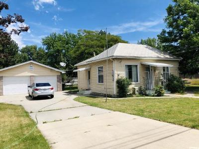 Provo Single Family Home Under Contract: 930 W 600 S