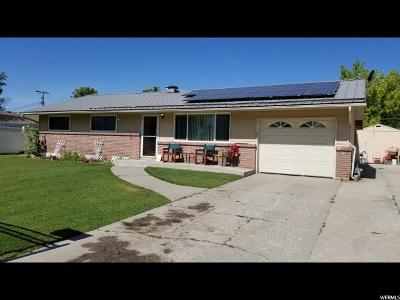 Orem Single Family Home For Sale: 325 N 985 W