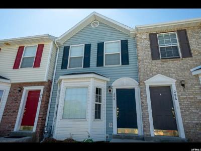 Payson Townhouse Under Contract: 288 E 900 S