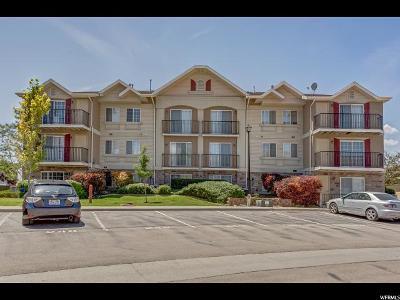 Lehi Condo For Sale: 1705 W Westbury Way #AA-8