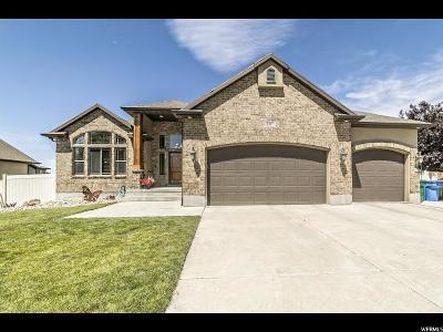 Lehi Single Family Home For Sale: 3317 N 1300 E