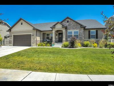 Lehi Single Family Home For Sale: 46 N Constellation Way