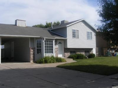 Layton Single Family Home For Sale: 92 E 975 S