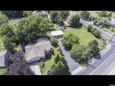North Ogden Single Family Home Backup: 1693 N Fruitland Dr