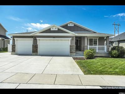 Clearfield Single Family Home Under Contract: 1025 W 900 S