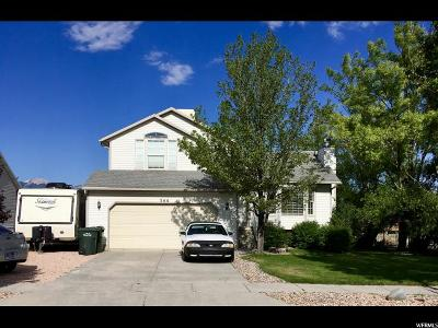 Tooele County Single Family Home Under Contract: 388 S 980 W
