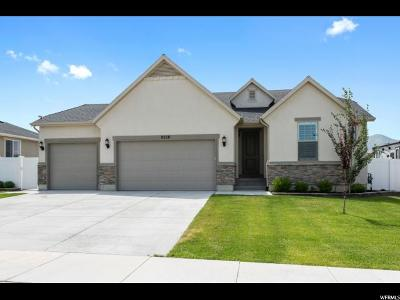 West Jordan Single Family Home For Sale: 9558 S Lea Heather Way