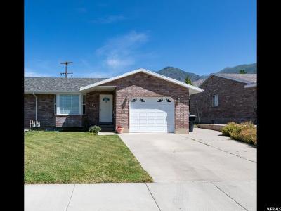 Springville Single Family Home Under Contract: 385 E 1050 S