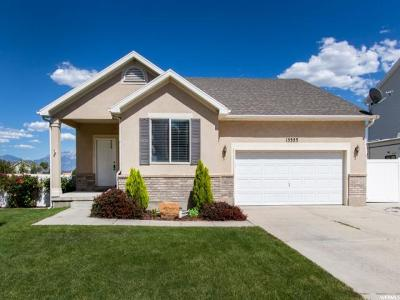 Herriman Single Family Home Under Contract: 13353 Albert Ct