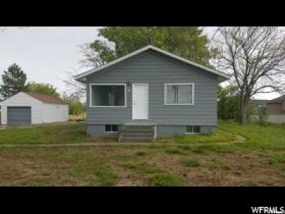 West Point Single Family Home For Sale: 1574 N 4500 W