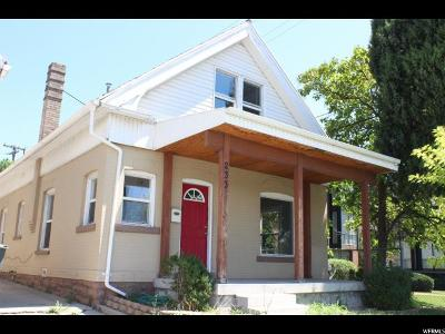 Salt Lake City Single Family Home For Sale: 233 S 700 E